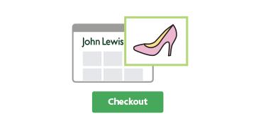 John Lewis checkout